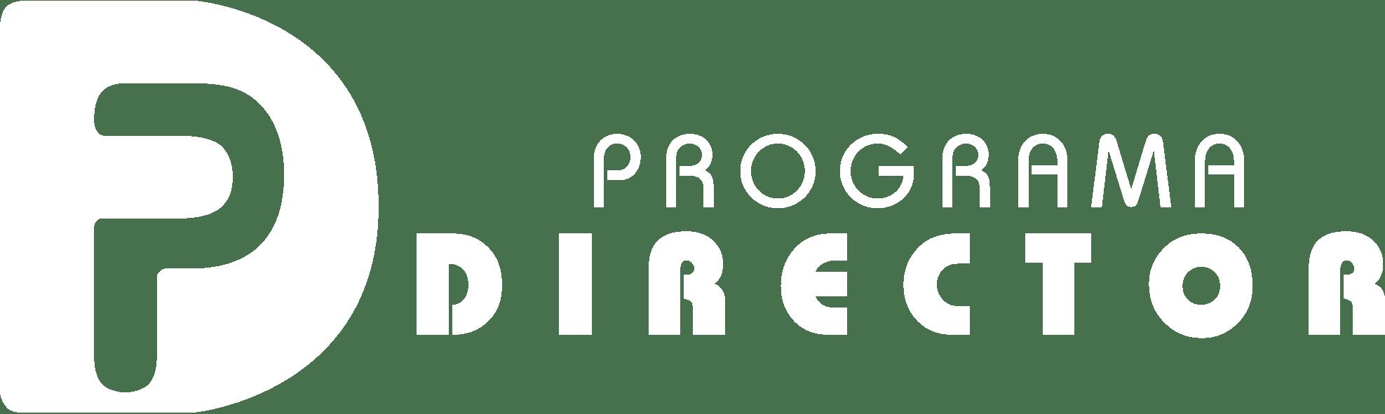 Programa Director